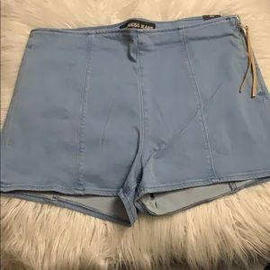 Express High Waist Shorts